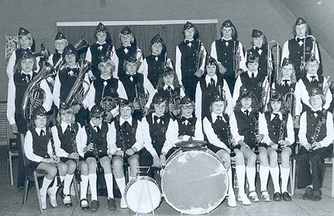 Jugendkapelle 1974
